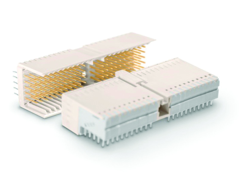 SpaceNXT™ Aurora Hard Metric Backplane connectors