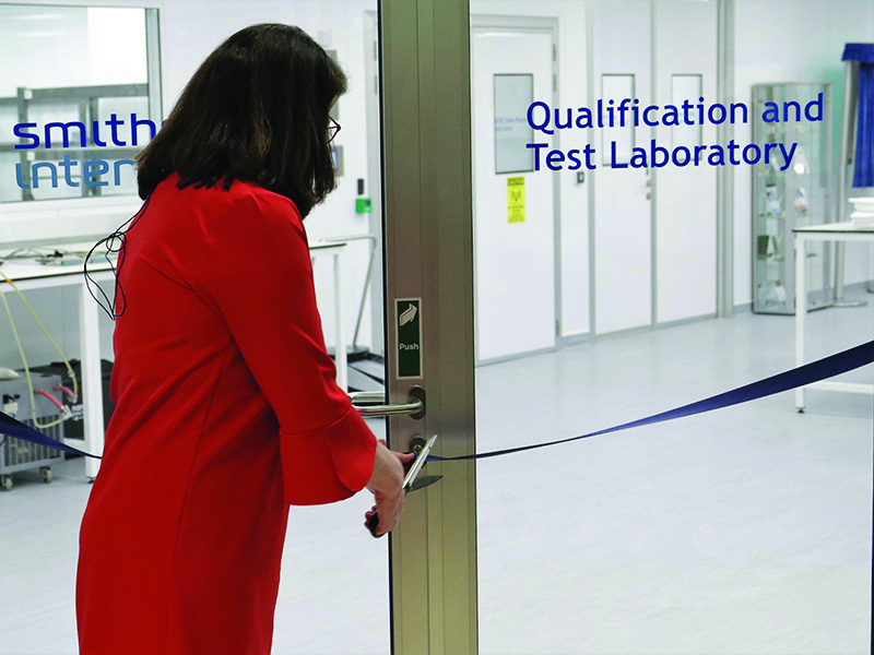 New qualification and test laboratory in Dundee