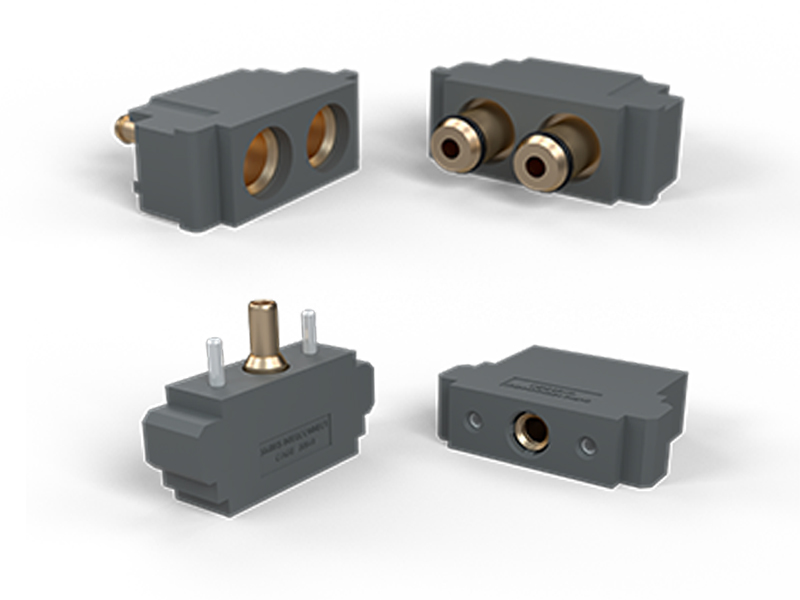 Hybrid & Pneumatic Modules for Modular Connectors