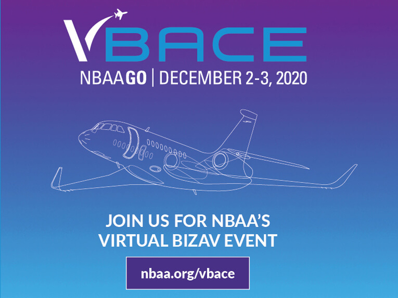 NBAA GO Virtual Business Aviation Convention
