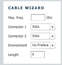 Smiths Interconnect - RF Cable Assemblies and Harnesses